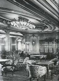 Titanic 1st Class Dining Room The First Class Lounge Test