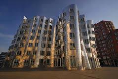 architektur dã sseldorf moderne architektur im dã sseldorf stockfoto bild 51230163