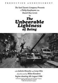 the incredible lightness of being the unbearable lightness of being movie posters from movie poster shop