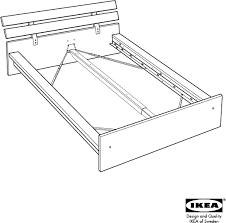 Assemble King Size Bed Frame Furniture Extraordinary Bed Frame 0 Bed Frame