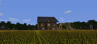 does sub minecraft like my farmhouse done on our survival server