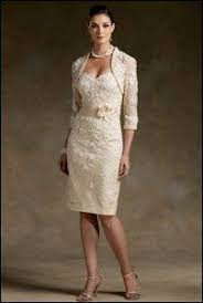 Mature Wedding Dresses Casual Wedding Dresses Second Time Wedding Suit For Second Time