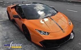 Lamborghini Huracan Body Kit - vorsteiner novara lamborghini huracan feature autofuture