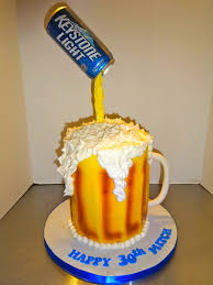 beer cake cakes by paula 30th birthday beer mug cake