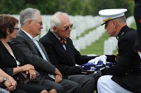 Flag Folding Ceremony Military Funerals In The United States Military Wiki Fandom