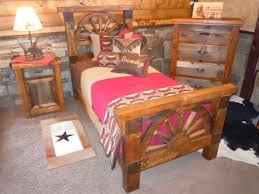 Wooden Barn Doors For Sale by Barn Door Bed Headboard Bedroom Chest Of Drawer Brown Skin Bear