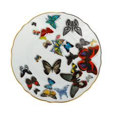 butterfly platter buy christian lacroix butterfly parade bread butter plate amara