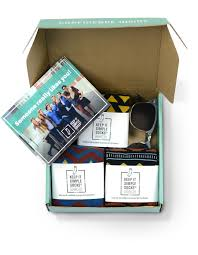 gift of the month monthly socks gift box 3 month keep it simple socks