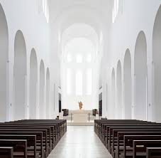 Interior Remodeler Gallery Of Interior Remodeling Of St Moritz Church John Pawson 6