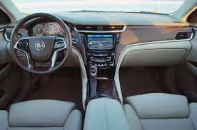 cadillac cts 2013 interior top 10 best automotive interiors for 2013 carsdirect