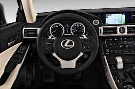 lexus sedan 2016 2015 lexus is250 steering wheel interior photo automotive com