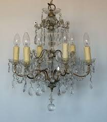 French Chandeliers Uk Pair Of Early 1900 U0027s French Chandeliers The Vintage Chandelier