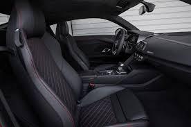 Audi R8 Grey - 2018 audi r8 spyder v10 plus drops with 610 horsepower