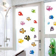 popular tropical fish decals buy cheap tropical fish decals lots lovely tropical cartoon fish sea bubble ocean world removable wall sticker decal washroom baby room decor