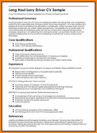 8 driver cv format word resume pictures