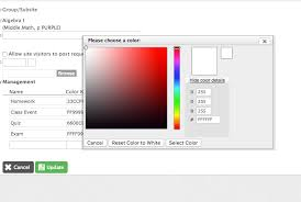 hexadecimal color values u2013 finalsite support help center