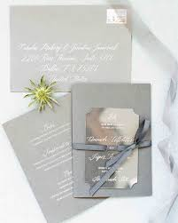 wedding invitations ni 34 winter wedding invitations martha stewart weddings