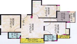 sq ft 3 bhk 1210 sqft under construction flat on 2nd floor in kanke road