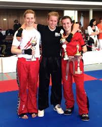 Polizeibericht Bad Salzungen International Northern Championships Sportler Der Kampfsportschule