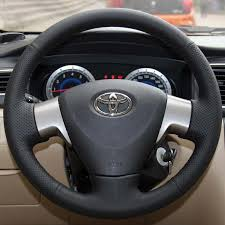 toyota corolla steering wheel cover steering wheel cover for toyota corolla 2006 2010 corolla ex