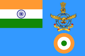 The Indian Flag File Flag Of The Chief Of Air Staff And Air Chief Marshal Of The