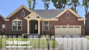Drees Homes Floor Plans Texas The Mayport By Drees Homes Nashville Tn Real Estate Youtube