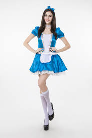 alice wonderland halloween costumes online get cheap alice in wonderland white princess dress
