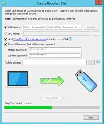 how to create bootable usb for windows server