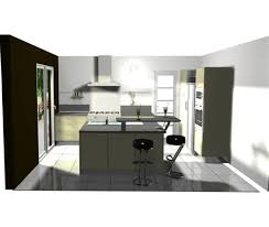 d馗o cuisine ouverte cuisine ouverte sur salon 30m2 2 dilemme deco saloncuisine