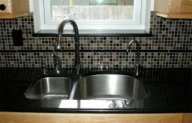 kitchen sink backsplash sink backsplash stunning 3 kitchen backsplash with sink backsplash