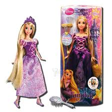 barbie disney tangled rapunzel doll mattel ebay