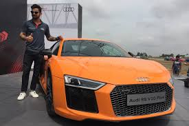 audi r8 features the audi r8 v10 plus reach 265 km h on an airstrip news18