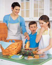 plan a picnic in your backyard martha stewart