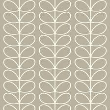 kiely wallpaper linear stem grey