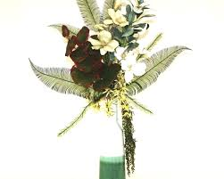 silk flower arrangements for dining room table trends also