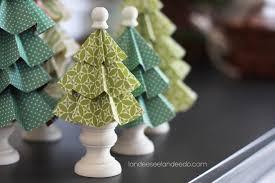 Festival Of Trees Folded Paper Trees Landeelu Com