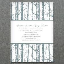 Tree Wedding Invitations Invitations Download U0026 Print