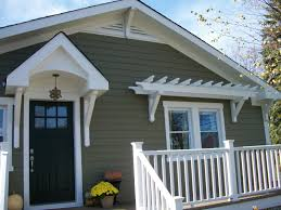 exterior paint schemes for craftsman style homes home style