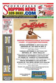 sioux falls shopping news 8 30 17 by sfsnmedia issuu