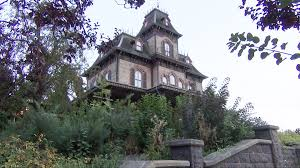 phantom manor at disneyland paris full pov ride experience
