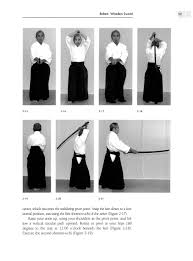aikido weapons techniques the wooden sword stick and knife of
