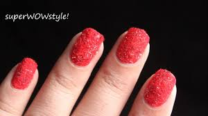 velvet nail art flocking nails with flocking powder diy nail