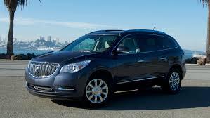 Buick Enclave 2013 Interior 2014 Buick Enclave Premium Awd Review Roadshow