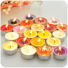 gradient green smoke aromatherapy small candles ideas