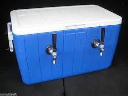 jockey box rental draft keg coleman jockey box cooler w dbl 50ft xl coils