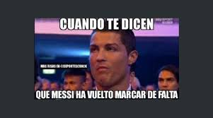 Memes De Messi - memes destacan el gol de messi y le mandan un mensaje al real madrid