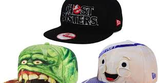 the blot says ghostbusters classic movie hat collection by new