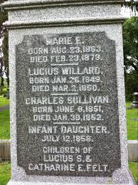 joel allen joel allen barber 1888 1891 grave site billiongraves