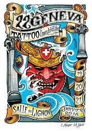 22nd geneva international tattoo convention u2022 january 2018