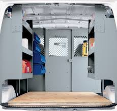 nissan nv200 office van accessories and equipment for your work van cargo van